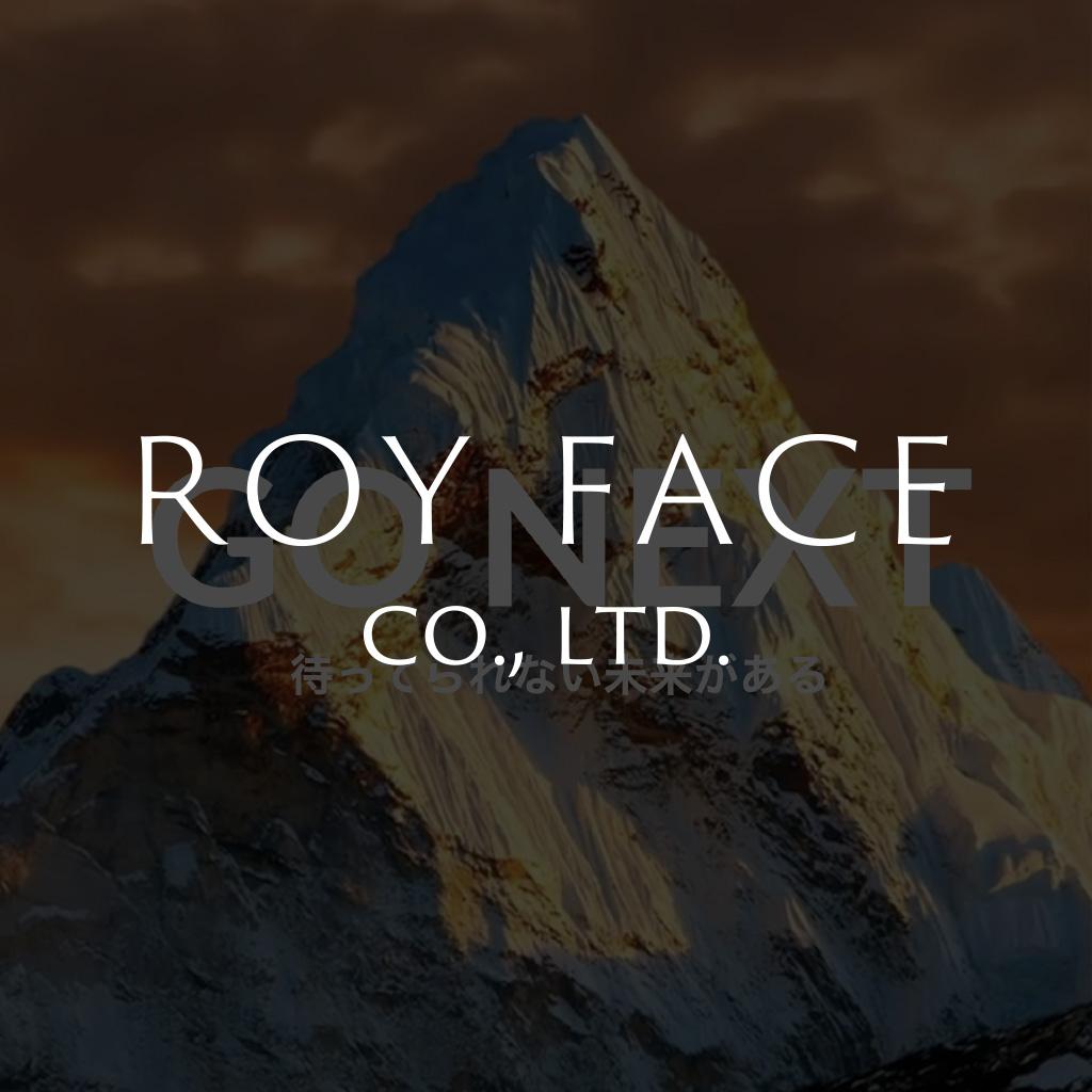 ROYFACE株式会社 HP スマホ版
